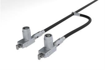Noble NG04DHT cable lock Black