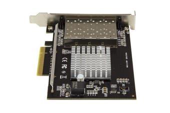 StarTech.com PEX10GSFP4I networking card Fiber 20000 Mbit/s Internal