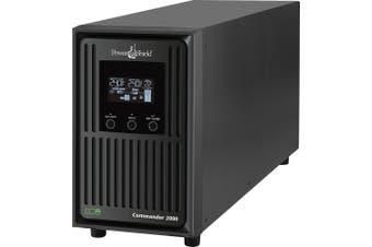 Power Shield Commander 1100VA / 990W Line Interactive Pure Sine Wave Tower UPS