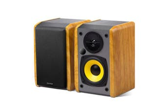 Edifier R1010BT - 2.0 Lifestyle Bookshelf Bluetooth Studio Speakers Black -