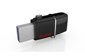 Sandisk Ultra Dual USB Drive 3.0 USB flash drive 16 GB USB Type-A / Micro-USB