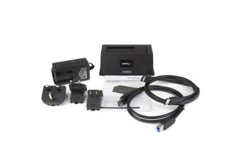 StarTech.com eSATA / USB 3.0 SATA III Hard Drive Docking Station SSD / HDD with
