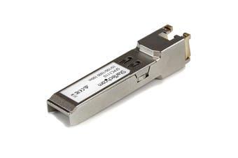 StarTech.com Cisco SFP-GE-T Compatible SFP Transceiver Module - 1000BASE-T