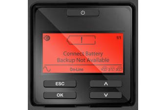 APC Smart-UPS On-Line uninterruptible power supply (UPS) Double-conversion