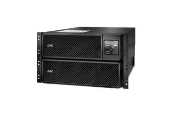 APC (SRT8KRMXLI-ASU) SMART-UPS SRT 8000VA RM 230V AND WSTRTUP-SU-06 (START UP IN