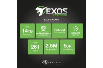 "Seagate Enterprise ST10000NM0086 internal hard drive 3.5"" 10000 GB Serial ATA"