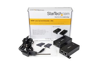 StarTech.com HDMI over Dual CAT5 Extender - HDMI Bus-Powered - 1080p