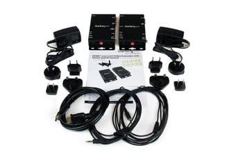 StarTech.com HDMI over CAT5 HDBaseT Extender - RS232 - IR - Ultra HD 4K - 330 ft