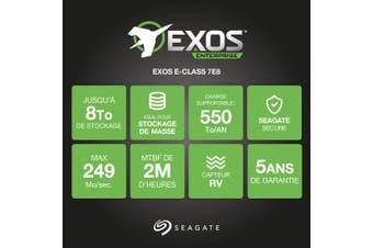 "Seagate Enterprise ST6000NM0115 internal hard drive 3.5"" 6000 GB Serial ATA III"