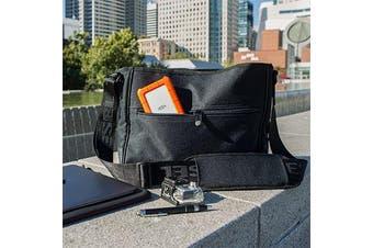 LaCie Rugged USB-C external hard drive 1000 GB Orange,Silver