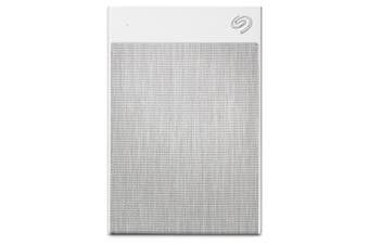 """SEAGATE Backup Plus Ultra Touch 2.5"""" 2TB White 3yrs"""