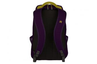 "STM Saga notebook case 38.1 cm (15"") Backpack case Purple"