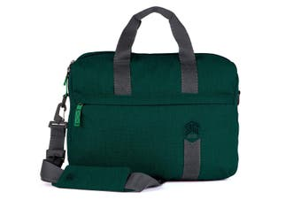 "STM Judge notebook case 38.1 cm (15"") Messenger case Green"
