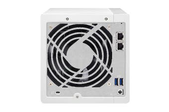 QNAP TS-431P NAS/storage server Ethernet LAN Tower White