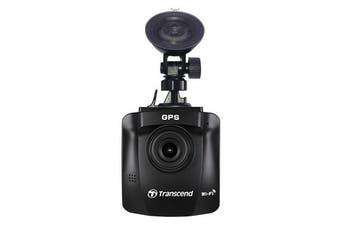 Transcend DrivePro 230 Full HD Black Wi-Fi
