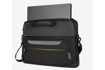 "Targus CityGear notebook case 39.6 cm (15.6"") Briefcase Black"