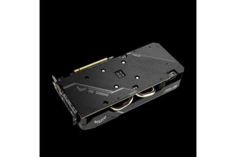 ASUS TUF Gaming TUF-3-GTX1660S-O6G-GAMING NVIDIA GeForce GTX 1660 SUPER 6 GB