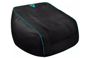 ThunderX3 Aerocool ThunderX3 DB5 V2 Consoles Bean Bag - Black/Cyan Retail hang