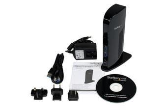 StarTech.com Universal USB 3.0 Laptop Docking Station - DVI