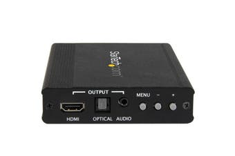 StarTech.com VGA to HDMI Scaler - 1920x1200