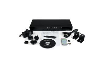 StarTech.com Multiple Video Input with Audio to HDMI Scaler Switcher - HDMI /