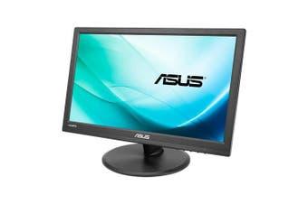 "ASUS VT168H touch screen monitor 39.6 cm (15.6"") 1366 x 768 pixels Black"