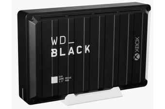 Western Digital D10 external hard drive 12000 GB Black