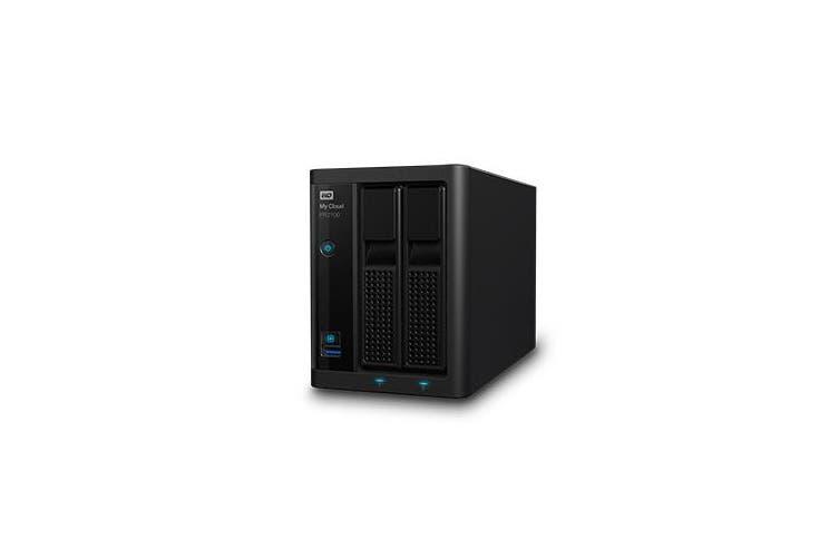 Western Digital My Cloud PR2100 Ethernet LAN NAS