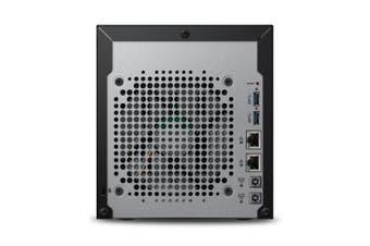 Western Digital My Cloud EX4100 Ethernet LAN Desktop Black NAS