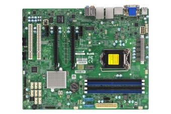 Supermicro X11SAE-F server/workstation motherboard LGA 1151 (Socket H4) ATX