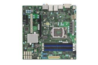Supermicro X11SAE-M server/workstation motherboard LGA 1151 (Socket H4) Micro