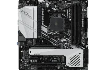 Asrock X570M Pro4 Socket AM4 Micro ATX AMD X570