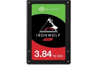 """Seagate IronWolf 110 2.5"""" 3840 GB Serial ATA III 3D TLC"""