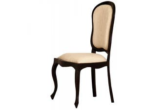 CT Queen Ann Dining Chair - Chocolate