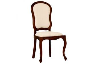 CT Queen Ann Dining Chair - Mahogany