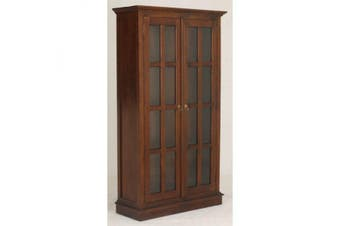 CT Display Cabinet - Mahogany