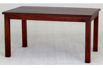 CT Amsterdam Dining Table - 150 x 90 cm - Mahogany