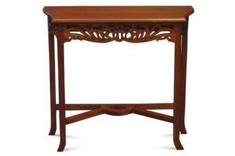 CT Hall Table J - Mahogany