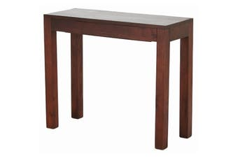 CT 1 Drawer Amsterdam Sofa Table - Mahogany