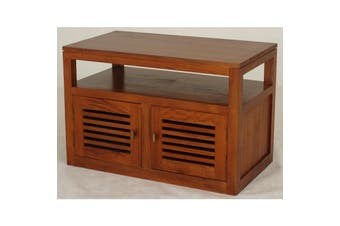 CT Holland TV Stand - Light-pecan