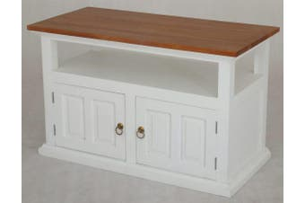 CT Tasmania TV Stand - Two-toned