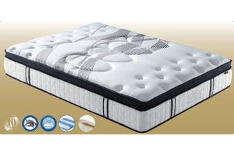 VI Luxury Sleep Latex Plush Queen Mattress -