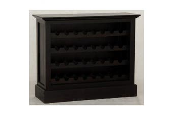 CT Wine Rack Small (36 wine bottles) - Chocolate