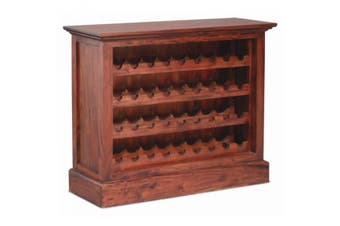 CT Wine Rack Small (36 wine bottles) - Mahogany