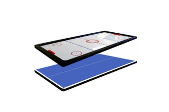 7FT Air Hockey / Table Tennis Top For 7Ft Pool Billiard Table Free Metro Post