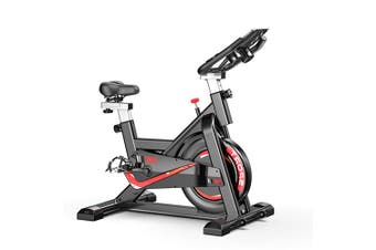 JMQ Fitness 707 Indoor Cycling Spin Bike 8KG Exercise Bikes Home Gym