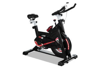 JMQ Fitness 707 Indoor Cycling Spin Bike 11KG Exercise Bikes Home Gym
