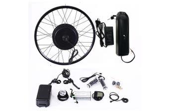 1000W Motor 48V 10Ah Lithium Battery Electric Bike Bicycle E-Bike Conversion Kit