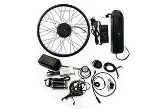500W 48V Motor 10.4AH Battery Electric Bike Conversion Kit Back Wheel