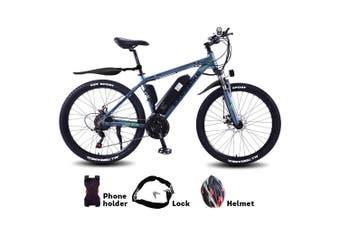 "AKEZ 350W 36V Classic Mountain Motorized Bicycle Road Electric Bike eBike Alloy Frame 26"""